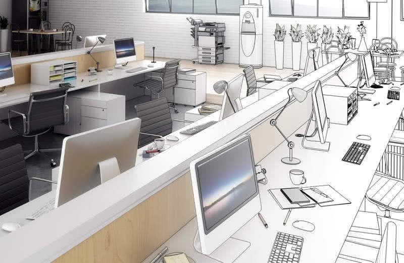 Büroreinigung Frankfurt