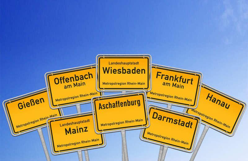 Gebäudereinigung Frankfurt KMPLUS GmbH Standorte